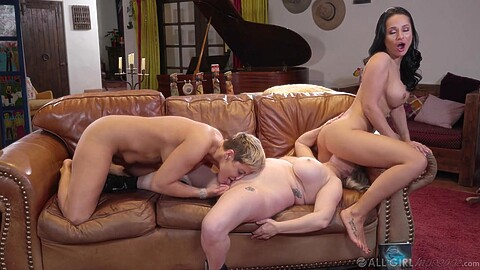 Ryan Keely Aiden Starr Crystal Rush