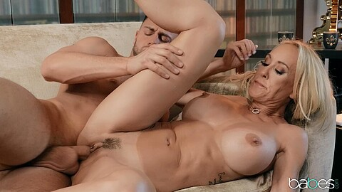 Seth Gamble Brandi Love