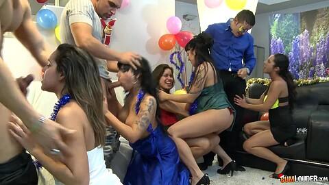 Jenny Hard Laura Moreno Gigi Love Moisex