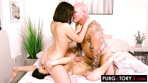 Derrick Pierce Violet Starr Mona Azar
