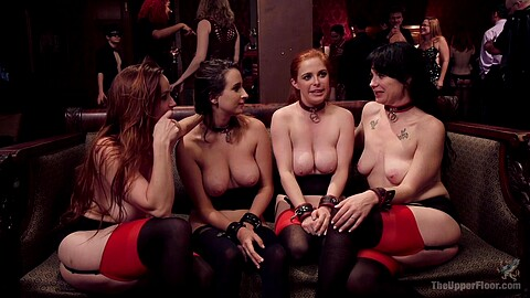 Ashley Adams Seth Gamble Bella Rossi Siouxsie Q